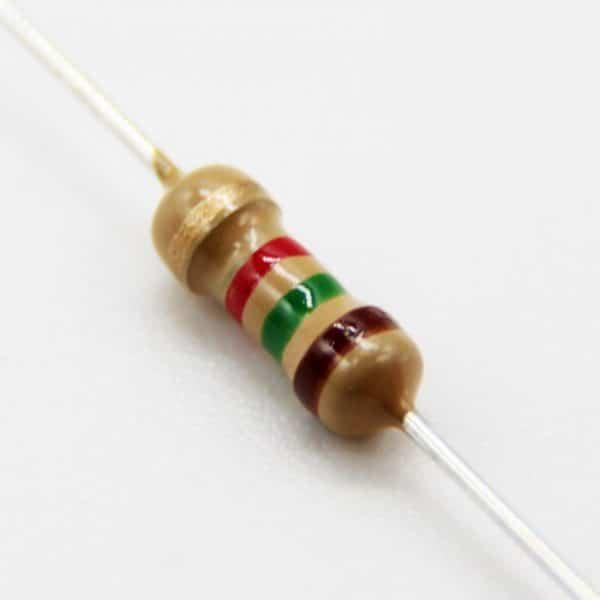 resistor 1.5 kilo ohm