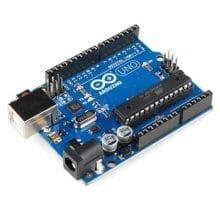 برد آردوینو Arduino Uno R3 با تراشه ATMega328P