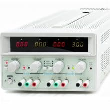 منبع تغذیه ۳۰ ولت ۳ آمپر دوبل مدل RN-3003-D
