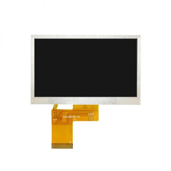 نمایشگر 4.3 اینچ