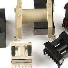 بوبین ترانس دو طبقه ساده ABS سایز ۶۰/۲۰ | قرقره ترانس