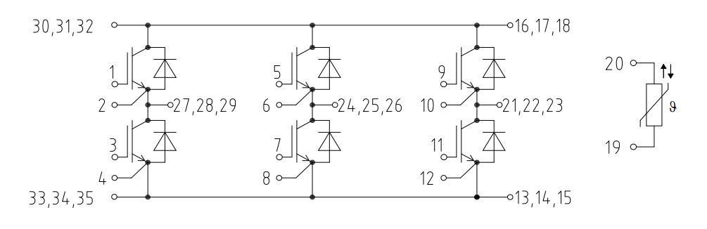 FS150R12KE3 IGBT