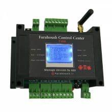 مرکز کنترل موبایلی مدل F400