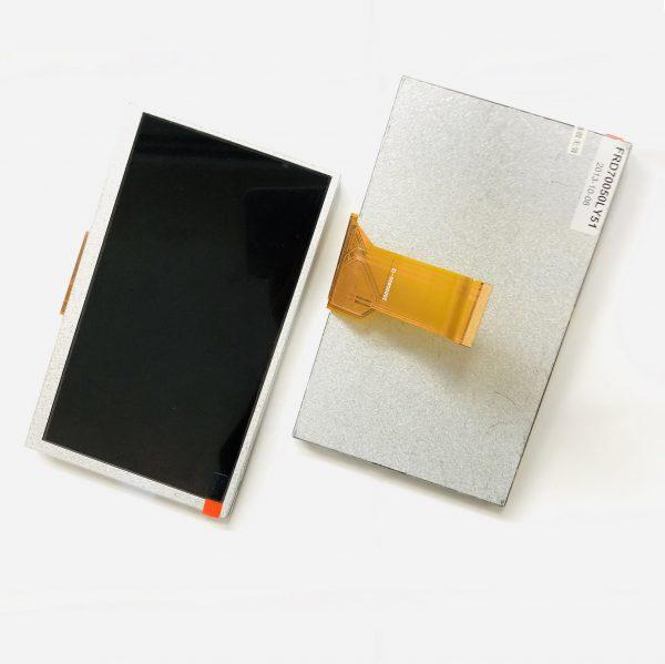 نمایشگر 7 اینچ