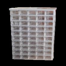 جعبه قطعات 50 کشو (5*10) کریستالی کیان تکنیک