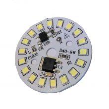 برد لامپ LED مدل D40-9W