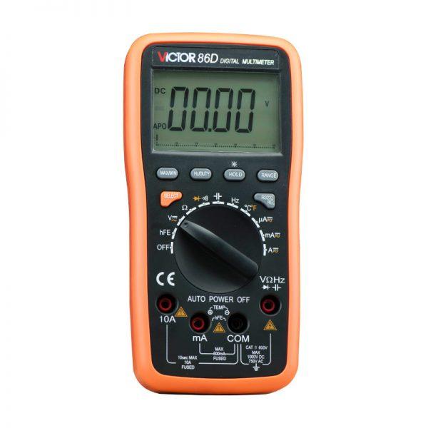 مولتی متر VC86D